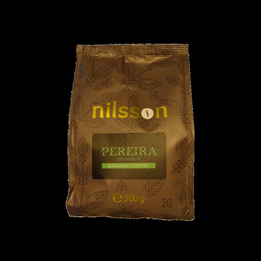 Pereira / Nilsson supermarket series/ Ground coffee 500 g