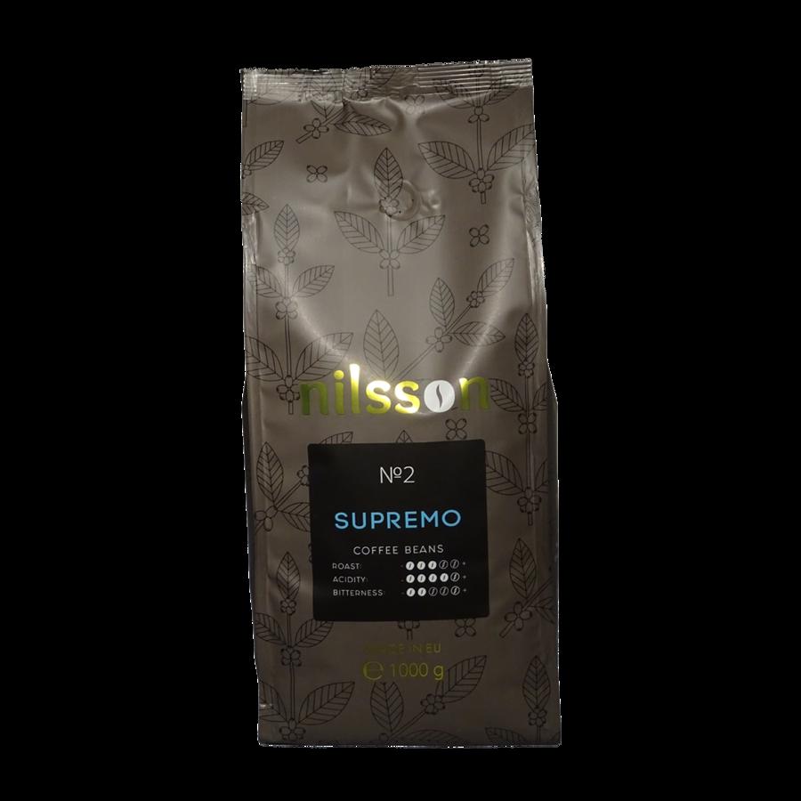 Supremo / Nilsson supermarket series/ Coffee beans 1000 g