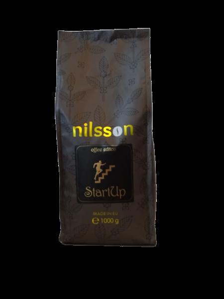 StartUp ( Nilsson , Kafijas pupiņas un malta kafija ) cena EUR par 1 kilogramu